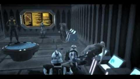 Star Wars ARC Troopers Season I Targets Episode I Null Extraction