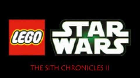 Lego Star Wars The Sith Chronicles II