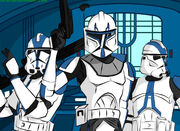 Welcome to the 501st by Dan Fortesque