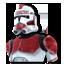 Shock trooper armor