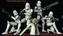 Clones led by Yoda