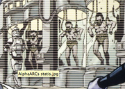 Arc troopers in stasis