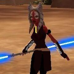 Zadira during the Alderaan Campaign.