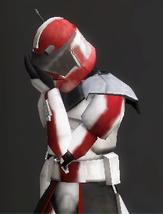 Commander Thire CWA