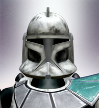 Turquoise commander
