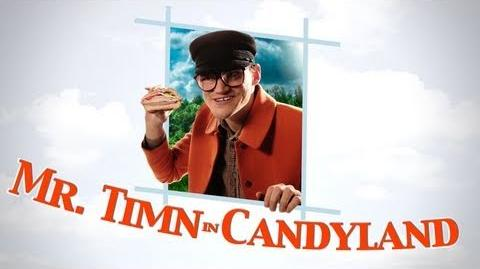 JULIAN SMITH - Mr. Timn in Candyland