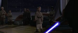 Death of younglings
