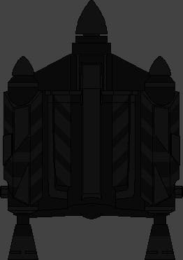 Stealth Force JT-12 Jetpack