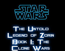 The Untold Legeng of Zorin Book I