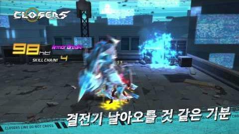 """클로저스(Closers) """"J"""" 정식요원 프로모션 영상 ver.01"""
