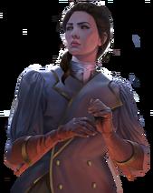 Rose Archer portrait
