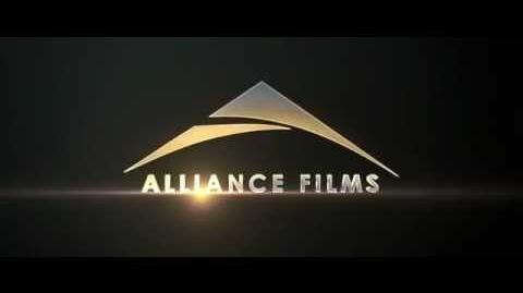 Alliance Films SND Radar Films (2012)