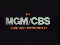 Mgm cbs 1980