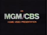 MGM Home Entertainment/Summary