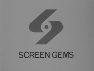 Screen Gems Television (1965) B&W