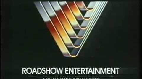 Roadshow Entertainment Logo (1993)