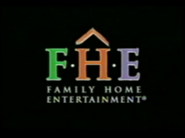 Family Home Entertainment Logo 1998
