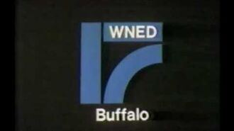 WNED 17 Ident (80's)