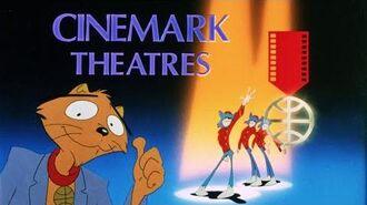 Cinemark Front Roe Joe 2 Policy trailer (1989)