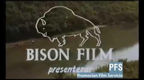 Bison Film logo (1965)