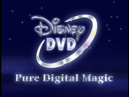 Disney DVD Pure Digital Magic (2001) 1