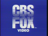 CBS/Fox Video/Other