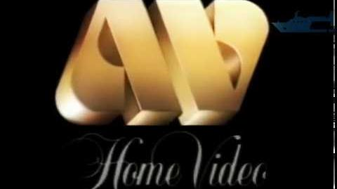 Audio Visual Home Video VHS Logo