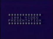 1001 Video Logo