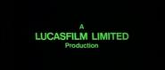 Lucasfilm Ltd. The Empire Strikes Back