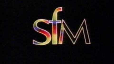SFM Entertainment logo (1985)
