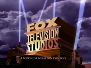 Fox Television Studios (Olive The Other Reindeer)