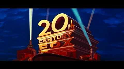 20th Century Fox logo (1953) with 1935 fanfare 1 HD
