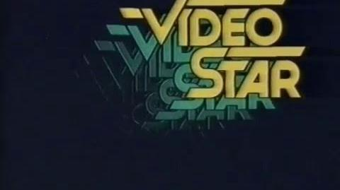 Animated VHS logo - VIDEO STAR
