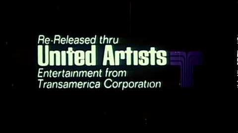 "UA Transamerica T- ""Re-Released thru"" variant"