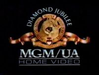 MGM UA Home Video 1985
