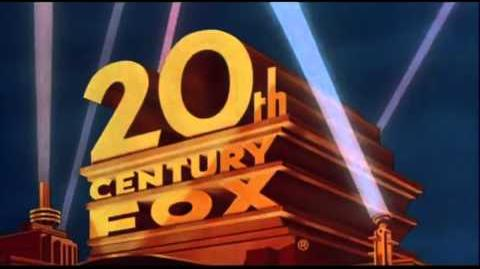 20th Century Fox logo (1981) with extended fanfare
