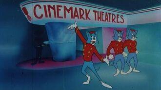 Cinemark Front Row Joe policy trailer 1 (1988)