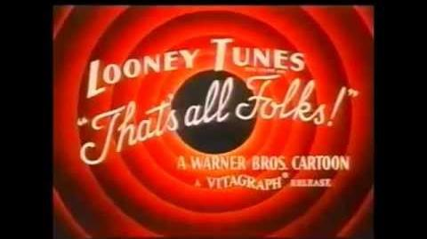 Cartoon opening & closing (1930-present) part 13 1960-1962
