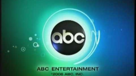 ABC Entertainment I.D. Logo (2006)
