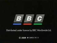 BBC VIDEO CLOSING IDENT (Mid 1997)