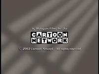 Cartoon Network Peguin Behind Bars incredit logo