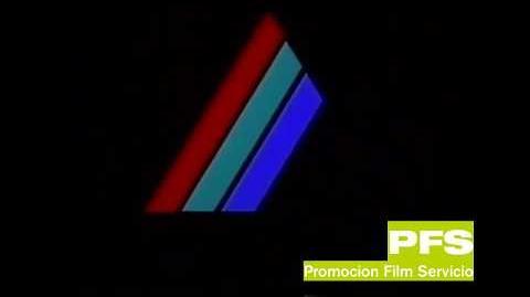Imaginação Video Film logo (1984)