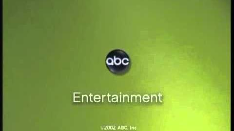 ABC Entertainment I.D. Logo (2002)