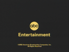 ABC Entertainment 2000-2002