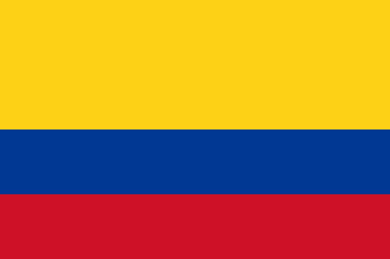 bandiera colombia