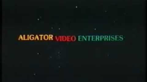 Aligator Video Enterprises (1980's?)