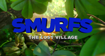Smurfs the lost village title card