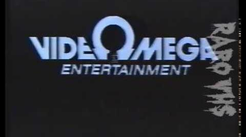 Video Omega 1989 Intro - Editora VHS Argentina