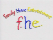 Family Home Entertainment Logo 1991