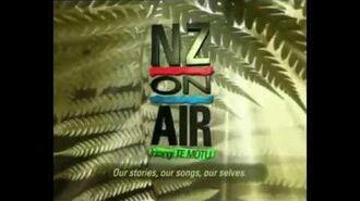 New Zealand On Air logo (1998-2008) - announcerless audio montage